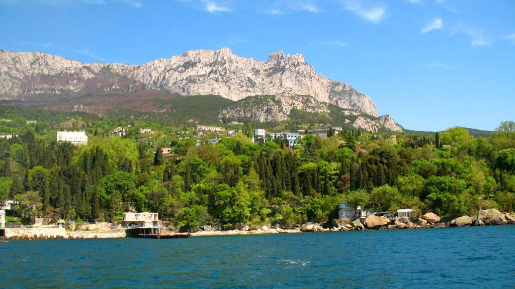 Отдых в Крыму в Алупке